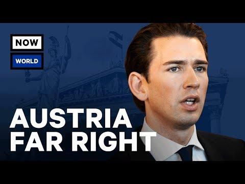 Who Is Austria's Far Right Millennial Leader Sebastian Kurz?