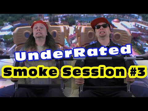 UnderRated - Smoke Session #3 (Full Mixtape Video)