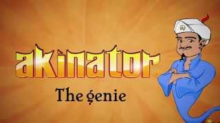 Akinator the Genie YouTube video