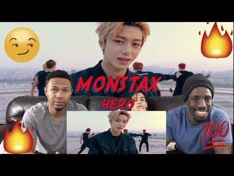 Video 몬스타엑스 (MONSTAX) - 히어로 (HERO) Rooftop Ver REACTION VIDEO!! download in MP3, 3GP, MP4, WEBM, AVI, FLV January 2017