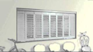 Creative Blinds - 2012 Shutter Commercial