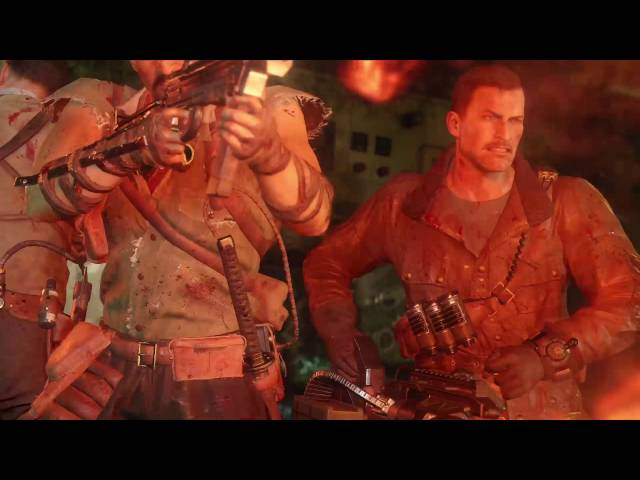 Call of Duty Black Ops III - Eclipse DLC Pack: Zetsubou No shima Trailer | PlayStation 4