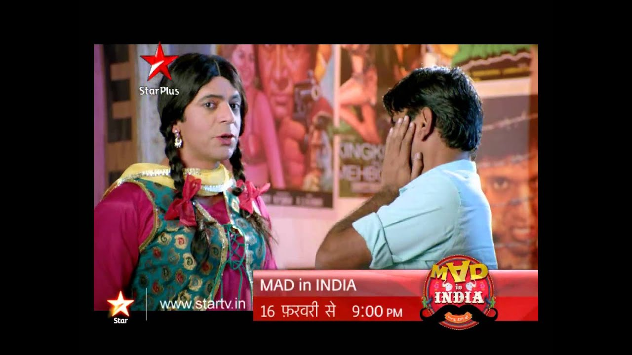 'Mad In India' – Sunil Grover in a fun new comedy show!