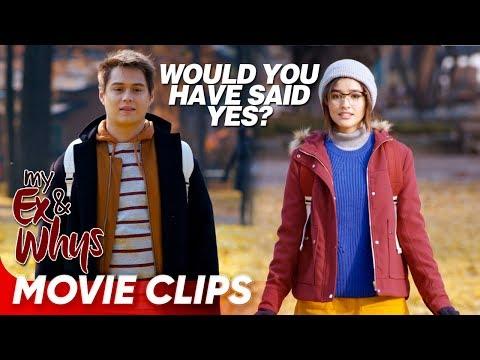Ano ang magiging sagot ni Cali sa tanong ni Gio?! | 'My Ex and Whys' | Movie Clips