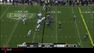 Sean Parker vs BYU (2013)