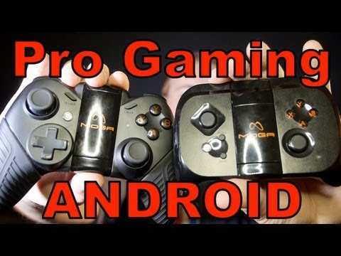 Pro Gaming Mobile – Full-featured Console-style Android Gamepad – Blunty talks MOGA PRO