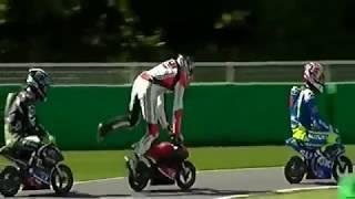 MOTO GP lucu bikin ngakak