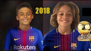 Download Video Shane Kluivert ● Xavi Simons ● Barcelona Wonderkids ► The Future! MP3 3GP MP4