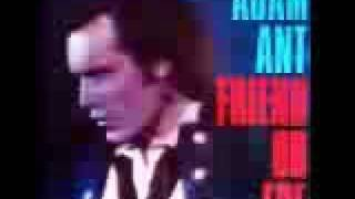 Adam Ant - Friend Or Foe (Alternate Version) (Audio Only)