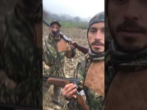 Pinilla cacciatore con l'esercito cileno!