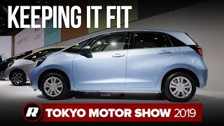 Honda Fit: With new looks and hybrid power, this subcompact might be too good for the US by Roadshow