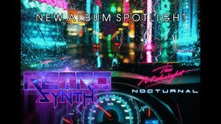 Download Lagu NEW ALBUM SPOTLIGHT 10-13-17 - The Midnight - Nocturnal - Synthwave, Dreamwave 2017 Mp3