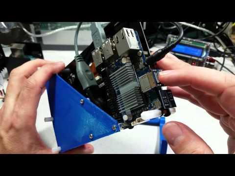 ODROID-VU7 Tablet Project -