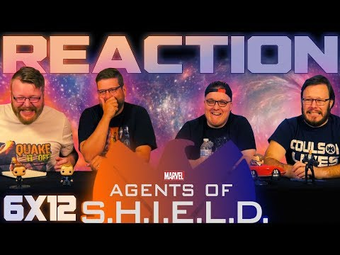 "Agents of Shield 6x12 REACTION!! ""The Sign"" [Finale Part 1]"