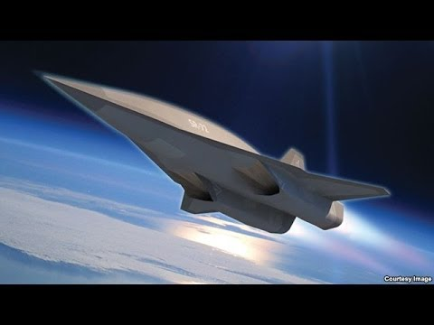 New Hypersonic Spy Plane Being...