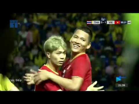 Những phút bù giờ nghẹt thở trong trận đấu giữa Việt Nam và Thái Lan tại King's Cup| NEXT SPORTS - Thời lượng: 3:33.