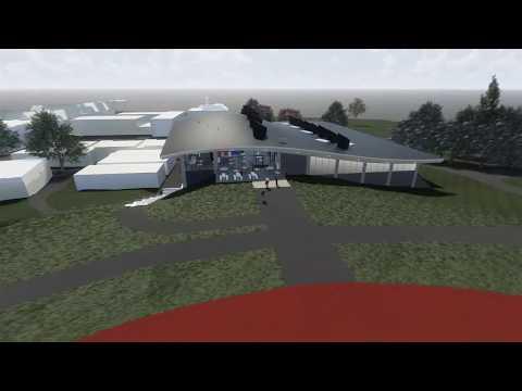 SGW Activity Centre Fly through