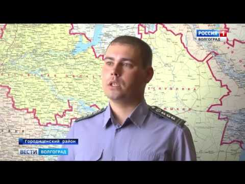 Специалисты Управления Россельхознадзора оценивают качество и состояние земель сельхозназначения в Волгоградской области