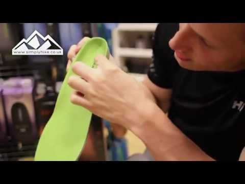 Superfeet Green Trim To Fit Insole - www.simplyhike.co.uk