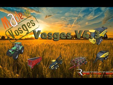 Vosges  V4.3