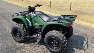 5. TOP SPEED RUN! 2019 Yamaha Kodiak 450!