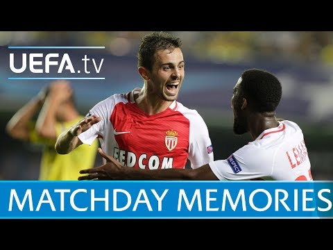 Monaco, Man. United, Bayern: Play-off round memories