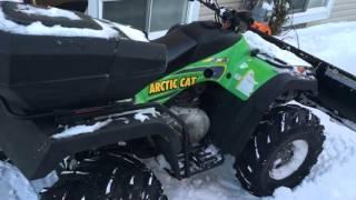 10. 2004 Arctic cat 400 cc