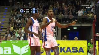 Download Video Volleyball Germany vs Cuba von 09.06.2012 MP3 3GP MP4