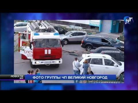 В доме № 7 на улице Коровникова произошло возгорание