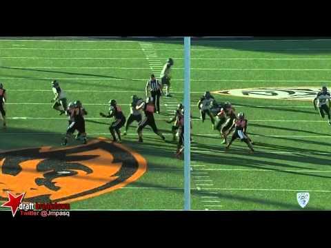 Sean Mannion vs Hawaii 2013 video.