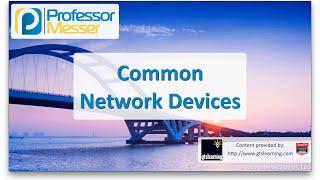 Network+ Training Course Index: http://professormesser.link/n10006 Professor Messer's Course Notes: http://professormesser.link/n10006cn Frequently Asked ...