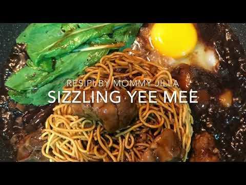 Resipi Sizzling Yee Mee mudah