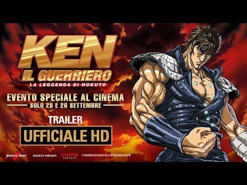 Preview Trailer Ken il guerriero - la leggenda di Hokuto, trailer ufficiale