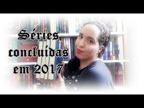 Séries concluídas em 2017   Um Livro e Só