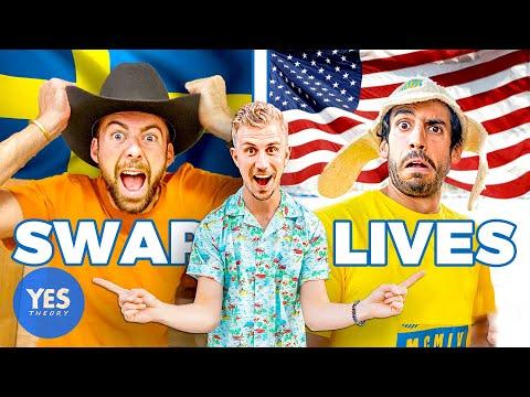 2 Strangers Swap Lives Across the World for 72hrs!!