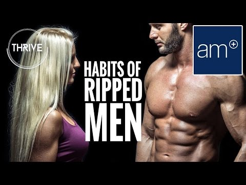 How To Get RIPPED And STAY RIPPED | Thrive