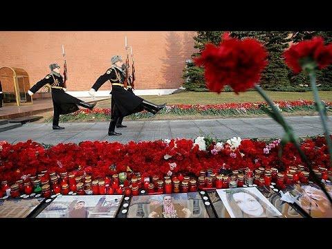 Αγ. Πετρούπολη: Θρήνος στις κηδείες των θυμάτων της επίθεσης στο μετρό