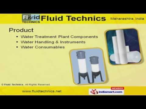 Water Treatment Plants by Fluid Technics, Pune