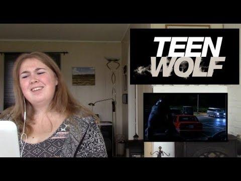Teen Wolf season 1 episode 8 REACTION lunatic