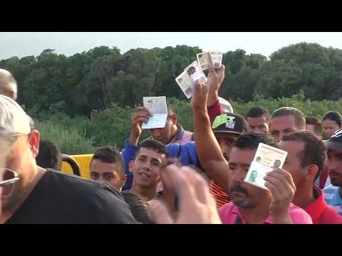Venezuela: Flucht nach Kolumbien wegen Wirtschaftskri ...