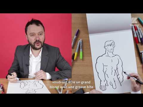 Papier-Crayon - L'interview en dessin de Riad Sattouf