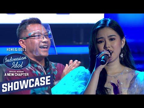 Melisa Berhasil Mendapatkan Standing Ovation Dari Anang - Showcase 1 - Indonesian Idol 2021