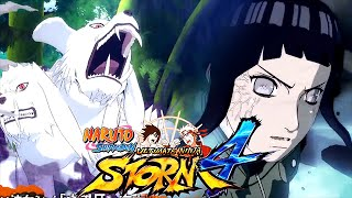 The hype is real (just for the ultimates lol, fuck shikamaru's story) I am loving the gameplay they showed for all the ultimates in the DLC pack 1 of storm 4...