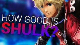 How Good is Shulk? Super Smash Bros Wii U (ZeRo)