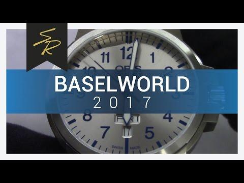 Oris BC3 Advanced Day Date | Oris Baselworld 2017 | Oris 2017