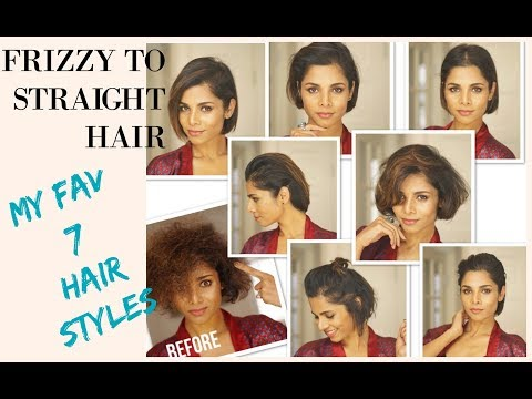 New hairstyle - SHORT HAIR TRANSFORMATION 2018/ Product Review and hair style Tutorial