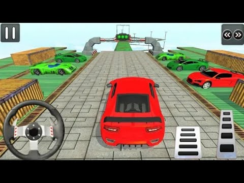 Impossible Car Simulator Game 2021 | Android GamePlay - Free Games Download - Racing Games Download