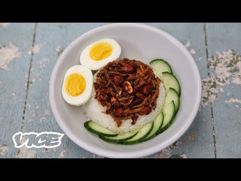 How To Make Malaysian Nasi Lemak