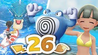 Pokémon Let's Go Pikachu & Eevee - Episode 26 | Ride the Wave! by Munching Orange