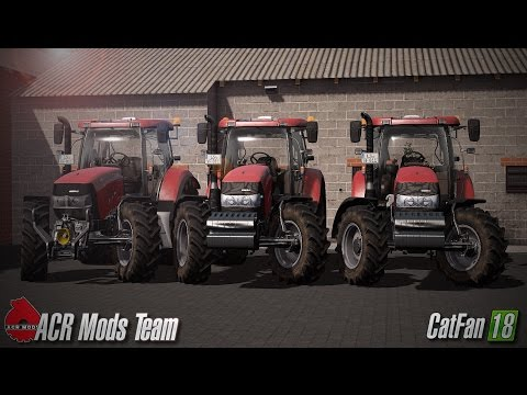 CASE Maxxum PACK v1.3